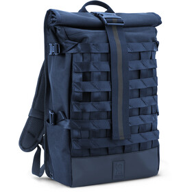 Chrome Barrage Cargo Rucksack navy blue tonal